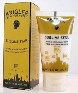 Krigler New York City Sublime Star natürliche Feuchtigkeitscreme 50 ml