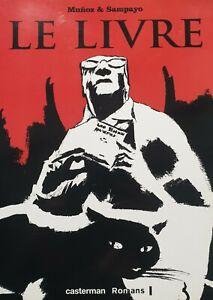 Bande dessinée : LE LIVRE - Éditions Casterman - EO 08/04 - BD
