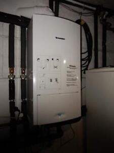 Junkers Cerapur Gas - Brennwertgerät Bosch Baujahr 2014