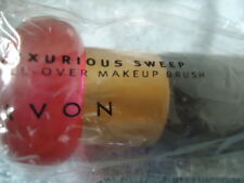 """Avon Luxurious Sweep All Over Makeup Brush, 3.75"""" length, New in package"""