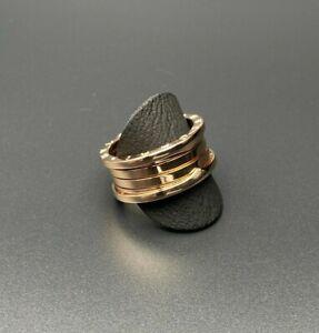 Bvlgari B-Zero1 Ring aus 18K Roségold, Gr.62