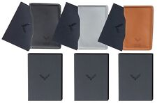 C7 Corvette 2014+ GM Collectors Book w/ Leather Mini Tablet Case - Black