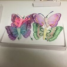 New Pier 1 Kids Butterfly Mobile Nos