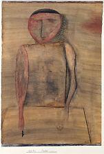 Paul Klee Reproduction: Doctor - Fine Art Print