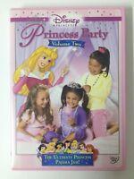 Disney Princess - Princess Party, Volume Two (DVD, 2006) Ultimate Pajama Jam