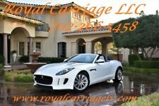 2015 Jaguar F type convertible V6 supercharge