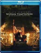 Blu-ray + DVD Within Temptation Black Symphony Live 886973427095