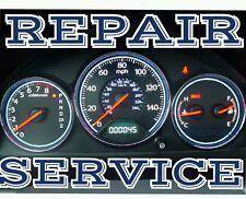 Honda Civic Speedometer 2001 02 2003 2004 2005 instrument cluster REPAIR SERVICE