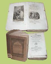 Vie du dauphin père de Louis XVI Lievin Bonaventure Proyart 1825 Dufour