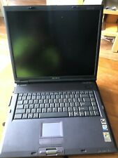 "Sony Notebook Computer Model  PCG-8D1R 16"" Screen"
