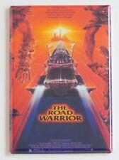 The Road Warrior Fridge Magnet movie poster