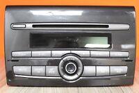 FIAT BRAVO CD RADIO PLAYER CAR STEREO CODE 2007 2008 2009 2010 2011 SOME 2012
