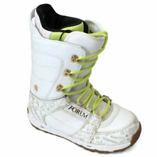 Used Forum Destroyer Snowboard Boots - Mens UK 9 -  Very Good Condition - 8/10