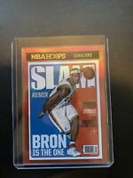 2020 Panini Hoops Basketball Card #2 Lebron James Slam Orange Holo Foil Mint🔥💎