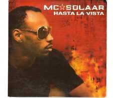 MC Solaar - Hasta La Vista - CDS - 2001 - Hip Hop Rap 4TR Cardsleeve