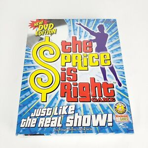 The Price is Right Game DVD Edition by Endless Games TV Show Factory Sealed NIB