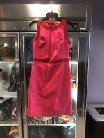 T Tahari Pink / Red Dress size 8