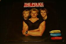 "The Police Wrapped Around Your Finger 12"" EP LP Holland Import 1983 Rare VG+/VG+"