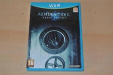 Jeux vidéo Resident Evil nintendo PAL