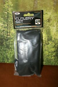 Bushcraft NGT Cutlery Set In Pouch