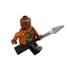 LEGO Marvel Super Heroes Black Panther Okoye with Spear Minifigure (76099)