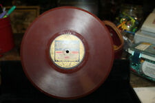 Vocalion 78 RPM 1921 French National Defile March Pere De La Victoire Brown