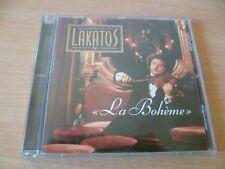 CD   ROBY  LAKATOS  LA BOHEME