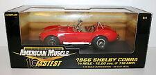 Ertl Shelby Diecast Vehicles