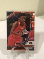 2020 Panini Prizm Draft Picks Basketball Red Crack Ice Isaac Okoro Rookie RC