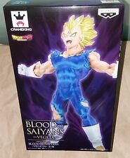 Banpresto DragonBall Z Blood of Saiyans Super Saiyan Vegeta Figure