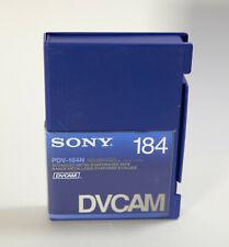Sony PDV-184N/3 DVCAM for HDV Tape