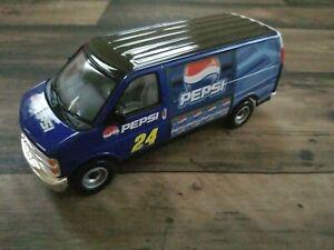JEFF GORDON -  #24 Pepsi/Talladega 2003 Route Van 1:25 Scale Die Cast #103819