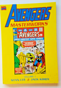 Avengers Masterworks Marvel Comics Vol. #1