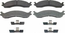 Wagner MX655 Front Premium Semi Metallic Brake Pads