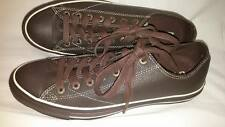 Converse Chuck Taylor All Star II Low Full Grain Brown Cap Leather Casual Shoes