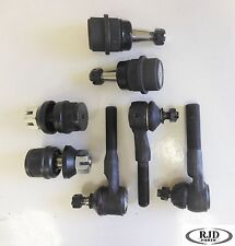 Aftermarket Upper Lower Ball joints Inner Outer Tie rod Jeep EXCEPT 5.2 ENGINES