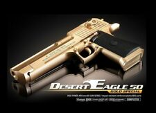 Academy #17223 Desert Eagle 50 Gold Edition Airsoft Gun Hand Grips Pistol Toy