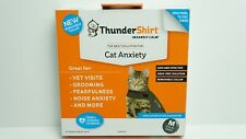 Thundershirt For Cats 9-13 Lbs, Size Medium, Solid Gray, New In Retail Packaging