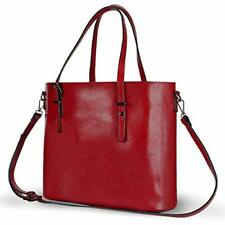 Leather Tote Bag for Women Large Handbag Shoulder Bag for Women laptop bag