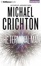 The Terminal Man by Michael Crichton (2015, CD, Unabridged)