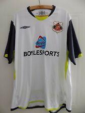 Original 2009 Umbro Sunderland AFC Mens Football Soccer Jersey Shirt Away Adults