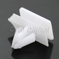 50Pcs Rocker Panel Moulding Nylon Clip Retainer Fastener for Pontiac GM 10323057