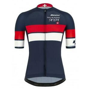 2021 Tour de Suisse Climb Jersey Made in Italy by Santini