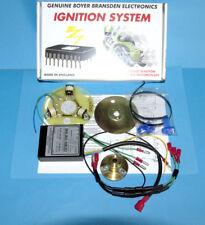 Kawasaki KH250 KH350 SI elektr. Zündung Boyer electronic ignition kit 3 cylinder