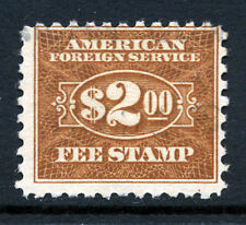 Bigjake: RK28, $2.00 Consular Fee Stamp Perf. 10