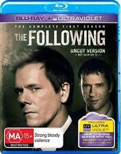 The Following : Season 1 (Blu-ray, 2013, 3-Disc Set)**Terrific Condition*