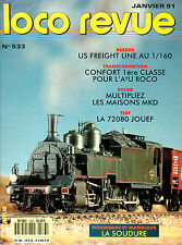 LOCO REVUE 533 DE 1991. COLLECTION, PMP SE DISTINGUE