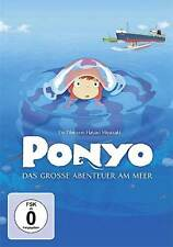 Ponyo - Das große Abenteuer am Meer - DVD  - Neu u. OVP