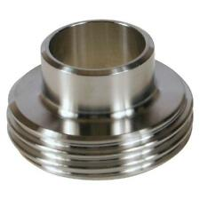 """DIN Welding Male   1"""" (25mm) Sanitary Stainless Steel SS304"""