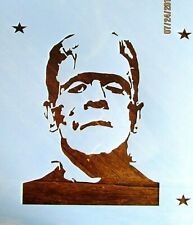 Frankenstein 3 Color Stencil/Template Reusable 10 mil Mylar